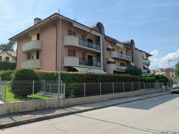 Appartamento in vendita a Alpignano, Colgiansesco, Con giardino, 80 mq