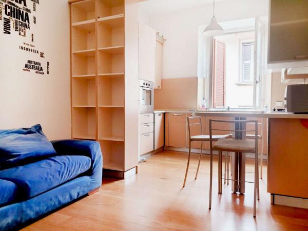 Appartamento in affitto a Milano, Navigli, Arredato, 45 mq