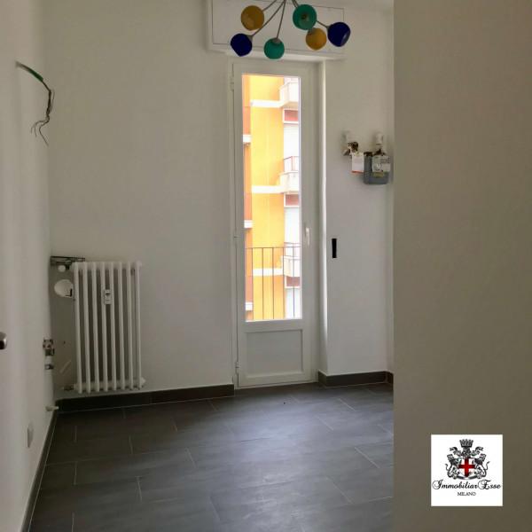 Appartamento in affitto a Milano, Montenero, Arredato, con giardino, 96 mq