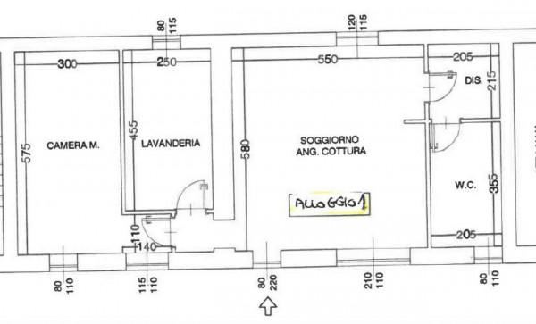 Appartamento in affitto a Venaria Reale, Rigola, Arredato, 97 mq - Foto 2