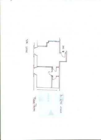 Appartamento in affitto a Milano, Magenta, 60 mq - Foto 2