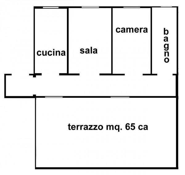 Appartamento in affitto a Milano, Montenero, Con giardino, 65 mq - Foto 8