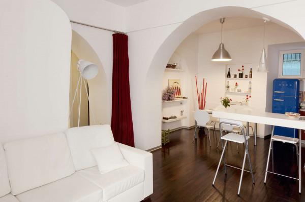 Appartamento in vendita a Roma, Trastevere, Con giardino, 72 mq