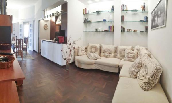 Appartamento in affitto a Milano, Moscova, Arredato, 70 mq
