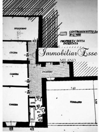 Appartamento in affitto a Milano, Cadore, Con giardino, 135 mq - Foto 2