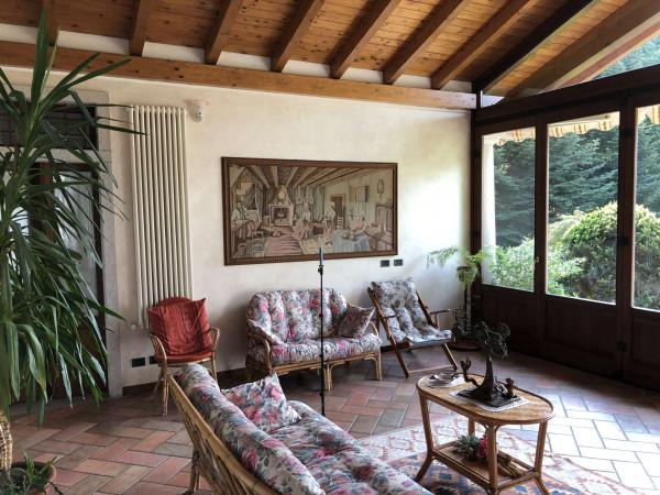 Villa in vendita a Angera, Barzola, Con giardino, 450 mq - Foto 23