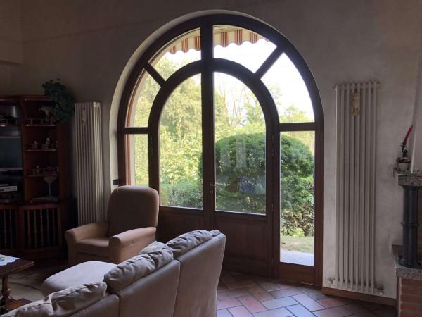 Villa in vendita a Angera, Barzola, Con giardino, 450 mq - Foto 19