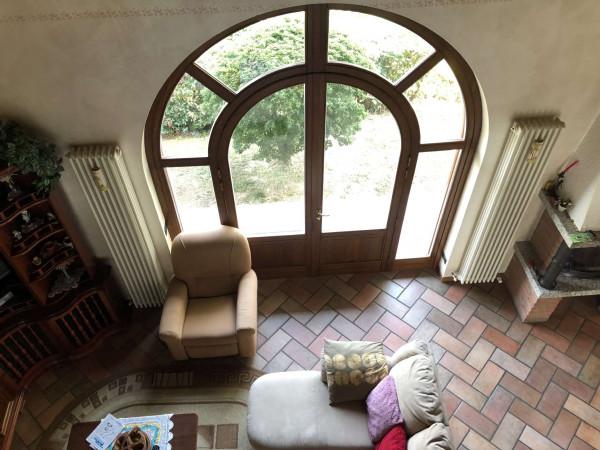Villa in vendita a Angera, Barzola, Con giardino, 450 mq - Foto 16