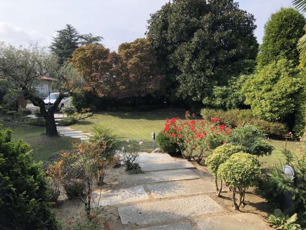 Villa in vendita a Angera, Barzola, Con giardino, 450 mq - Foto 9