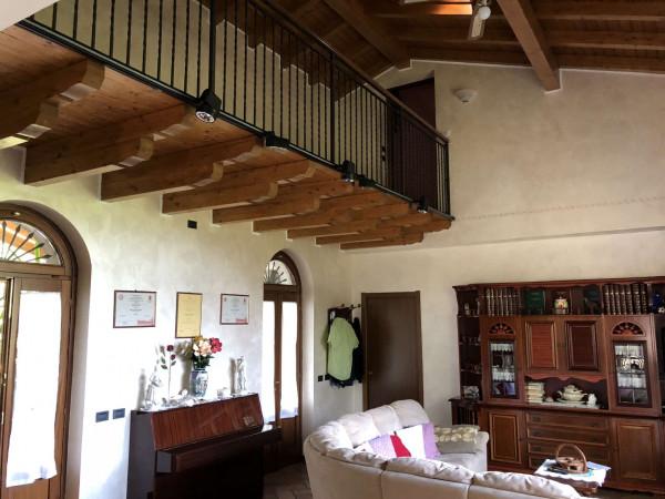 Villa in vendita a Angera, Barzola, Con giardino, 450 mq - Foto 20