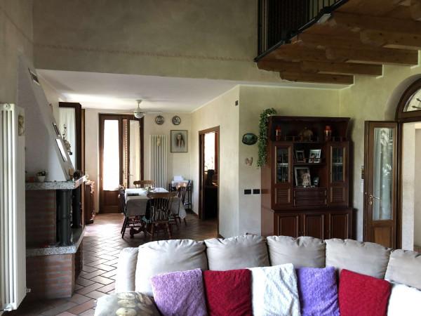 Villa in vendita a Angera, Barzola, Con giardino, 450 mq - Foto 11
