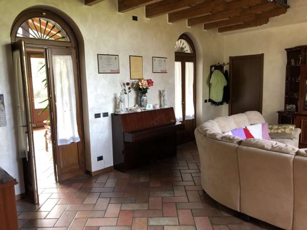 Villa in vendita a Angera, Barzola, Con giardino, 450 mq - Foto 12