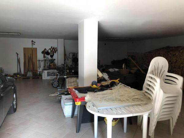 Villa in vendita a Angera, Barzola, Con giardino, 450 mq - Foto 8