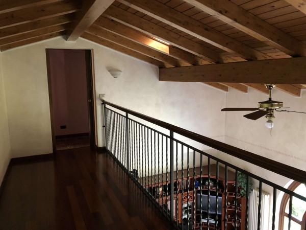 Villa in vendita a Angera, Barzola, Con giardino, 450 mq - Foto 17