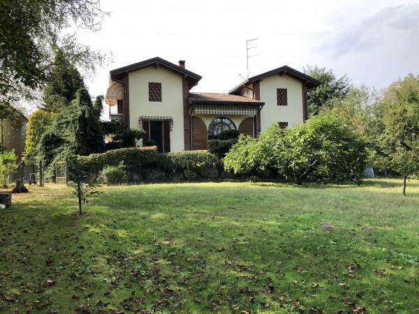 Villa in vendita a Angera, Barzola, Con giardino, 450 mq - Foto 6