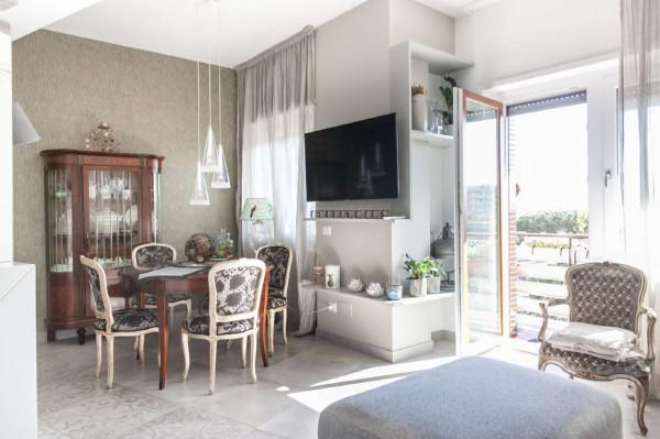 Appartamento in vendita a Roma, Mostacciano, Con giardino, 80 mq - Foto 27