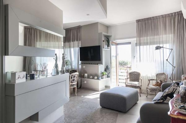 Appartamento in vendita a Roma, Mostacciano, Con giardino, 80 mq