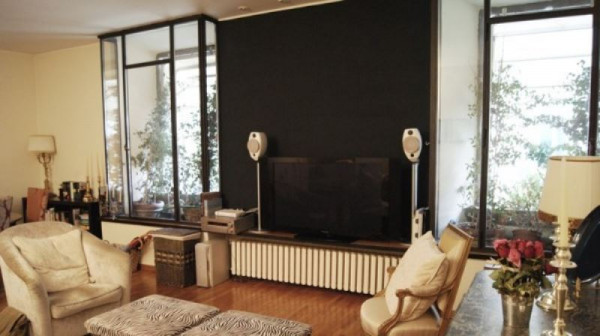 Appartamento in vendita a Milano, Moscova, Con giardino, 120 mq - Foto 1