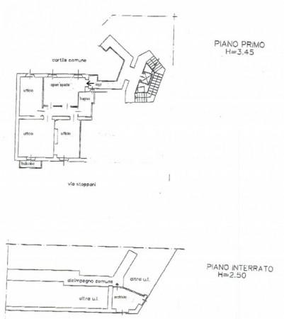 Ufficio in vendita a Milano, 100 mq - Foto 13