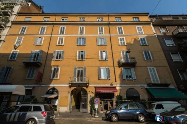 Appartamento in affitto a Milano, Piazzale Baracca, Arredato, 40 mq