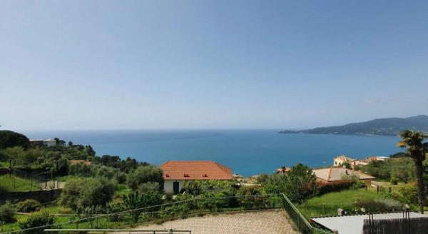 Villa in affitto a Chiavari, Sant'andrea Di Rovereto, Arredato, con giardino, 190 mq