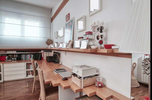 Appartamento in vendita a Milano, Caiazzo, 105 mq - Foto 6