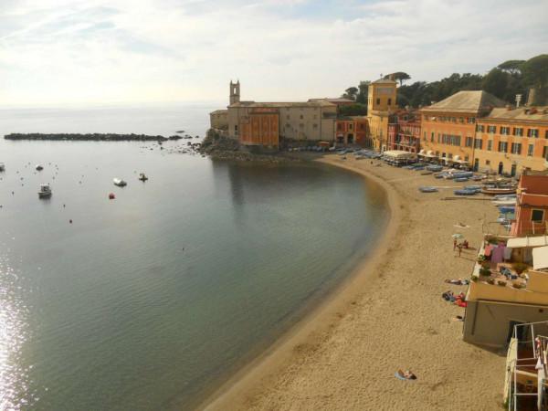 Appartamento in vendita a Sestri Levante, Baia Del Silenzio, 150 mq
