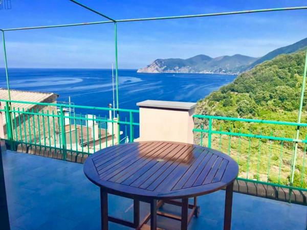 Appartamento in vendita a Vernazza, Arredato, 52 mq