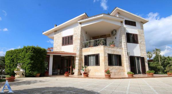 Villa in vendita a Taranto, San Vito, Con giardino, 290 mq