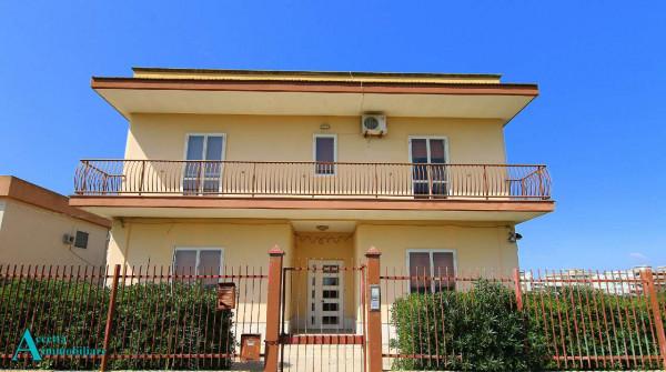 Villa in vendita a Taranto, Solito, Corvisea, Con giardino, 276 mq