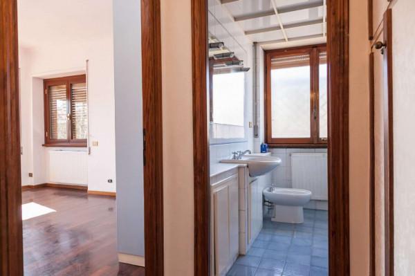 Appartamento in vendita a Roma, Mezzocammino, Con giardino, 170 mq - Foto 7