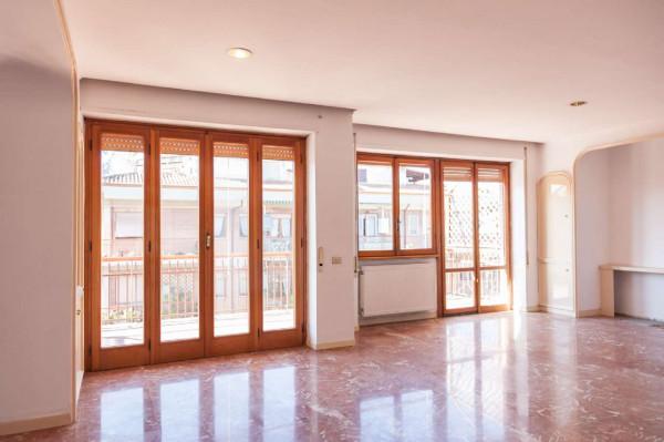 Appartamento in vendita a Roma, Mezzocammino, Con giardino, 170 mq - Foto 20