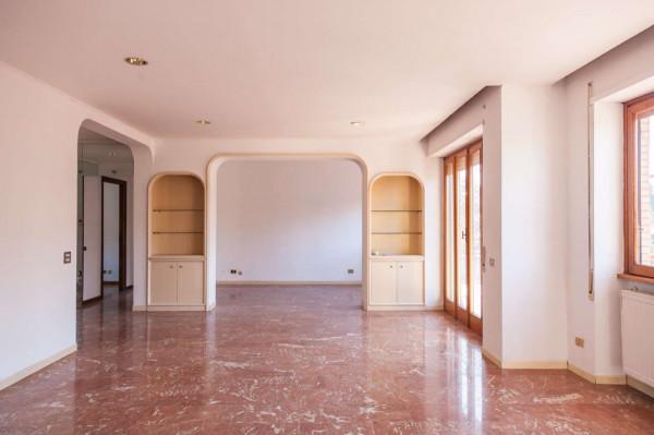 Appartamento in vendita a Roma, Mezzocammino, Con giardino, 170 mq - Foto 18