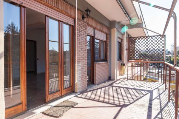 Appartamento in vendita a Roma, Mezzocammino, Con giardino, 170 mq - Foto 6