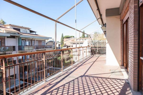 Appartamento in vendita a Roma, Mezzocammino, Con giardino, 170 mq - Foto 5