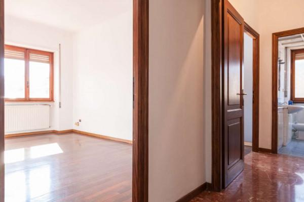Appartamento in vendita a Roma, Mezzocammino, Con giardino, 170 mq - Foto 10