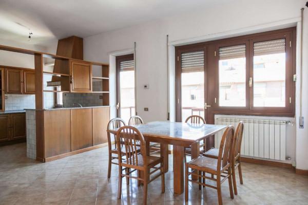 Appartamento in vendita a Roma, Mezzocammino, Con giardino, 170 mq - Foto 15