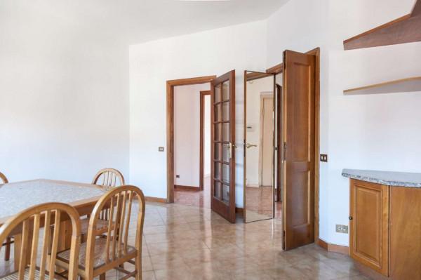 Appartamento in vendita a Roma, Mezzocammino, Con giardino, 170 mq - Foto 13