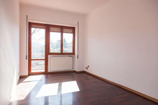 Appartamento in vendita a Roma, Mezzocammino, Con giardino, 170 mq - Foto 12