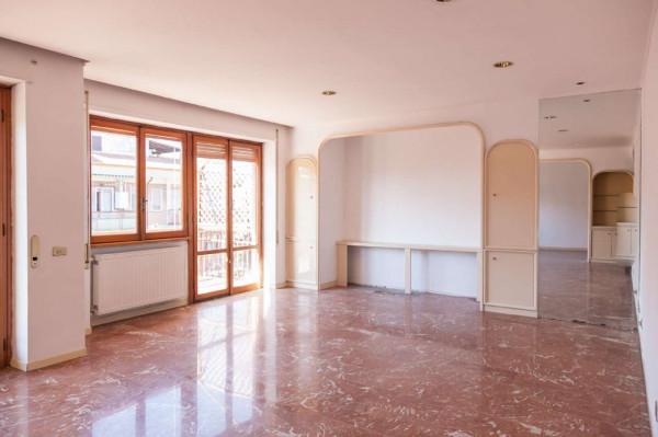 Appartamento in vendita a Roma, Mezzocammino, Con giardino, 170 mq - Foto 21