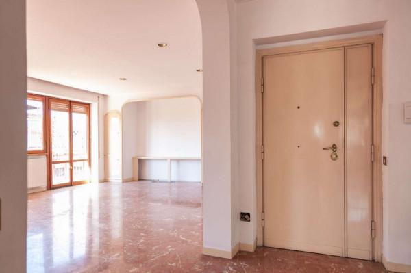 Appartamento in vendita a Roma, Mezzocammino, Con giardino, 170 mq - Foto 22