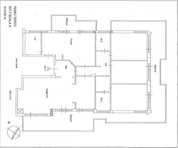 Appartamento in vendita a Roma, Mezzocammino, Con giardino, 170 mq - Foto 2