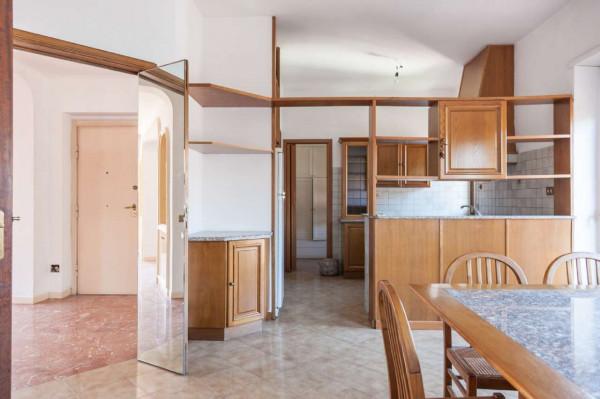 Appartamento in vendita a Roma, Mezzocammino, Con giardino, 170 mq - Foto 16