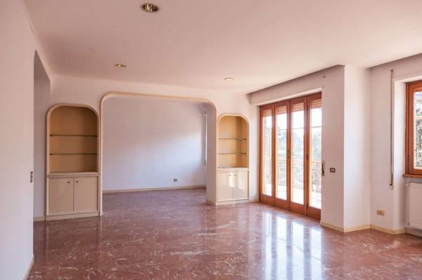 Appartamento in vendita a Roma, Mezzocammino, Con giardino, 170 mq - Foto 19