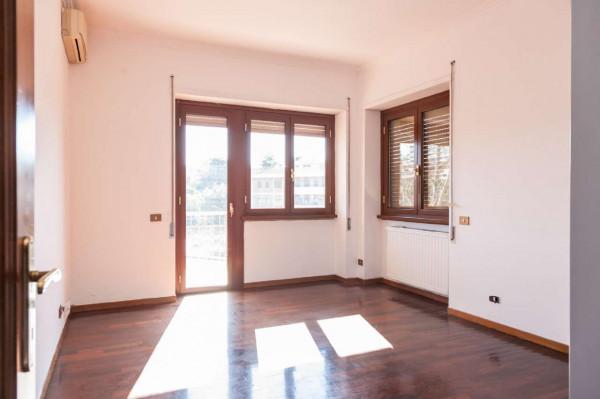 Appartamento in vendita a Roma, Mezzocammino, Con giardino, 170 mq - Foto 9