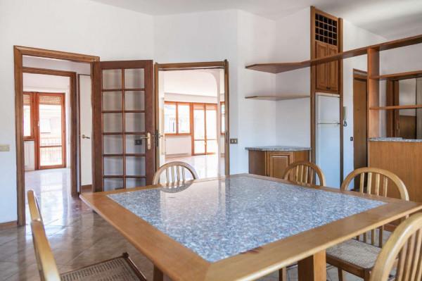 Appartamento in vendita a Roma, Mezzocammino, Con giardino, 170 mq - Foto 14
