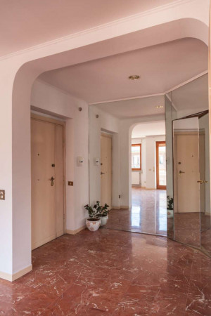 Appartamento in vendita a Roma, Mezzocammino, Con giardino, 170 mq - Foto 23