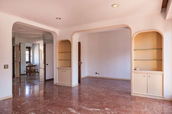 Appartamento in vendita a Roma, Mezzocammino, Con giardino, 170 mq - Foto 17