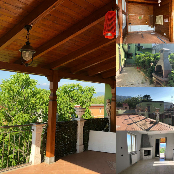 Appartamento in affitto a Somma Vesuviana, Centrale, Con giardino, 230 mq
