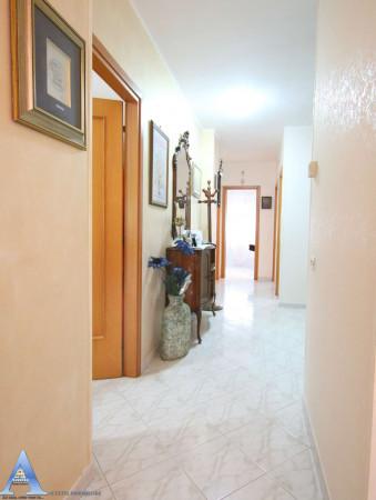 Appartamento in vendita a Taranto, Rione Laghi - Taranto 2, Con giardino, 114 mq - Foto 18